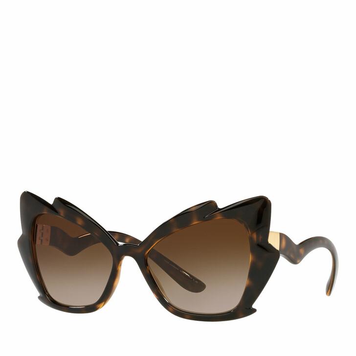 sunglasses, Dolce&Gabbana, Woman Sunglasses 0DG6166 Havana