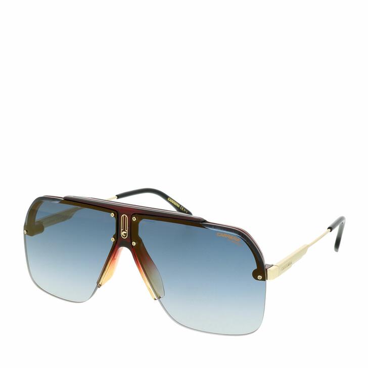 Sonnenbrille, Carrera, CARRERA 1031/S Sunglasses Brown Shaded Beige