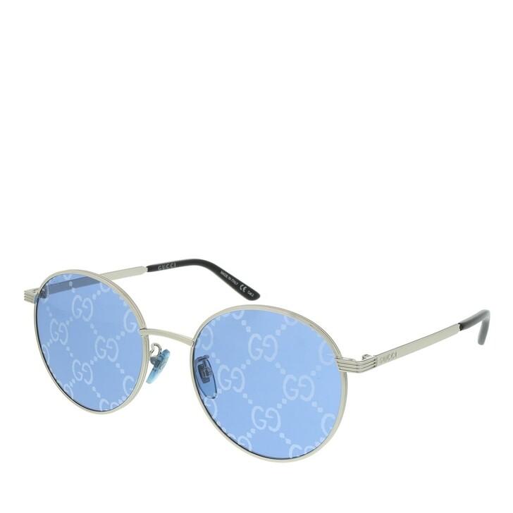 sunglasses, Gucci, GG0944SA-004 55 Sunglass UNISEX METAL SILVER
