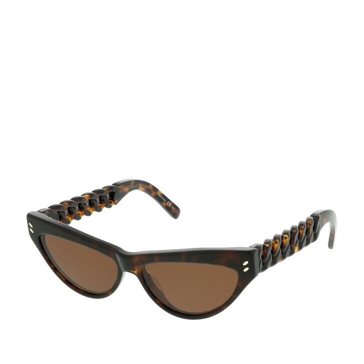 Sonnenbrille, Stella McCartney, SC0235S-002 56 Sunglasses Havana-Havana-Brown