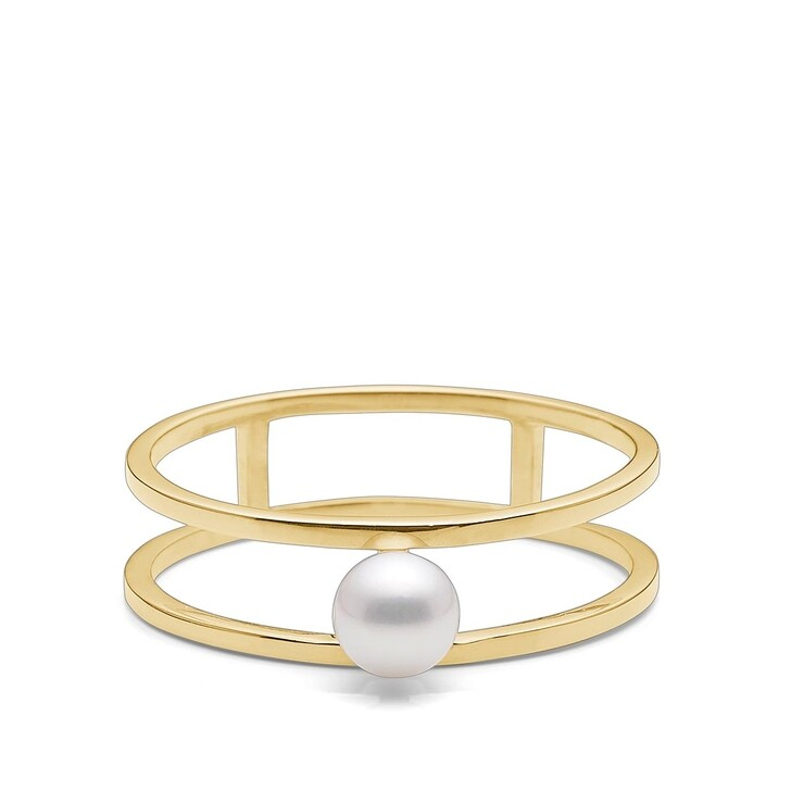 Ring, Charlotte Lebeck, Coco Ring Yellow Gold