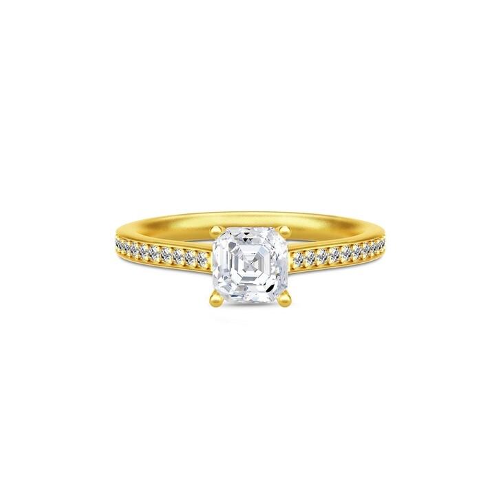 rings, Julie Sandlau, Imperial Ring Gold