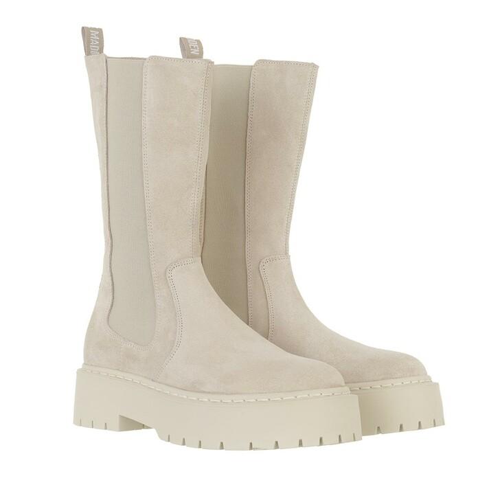 shoes, Steve Madden, Vivianne Boot Beige Suede