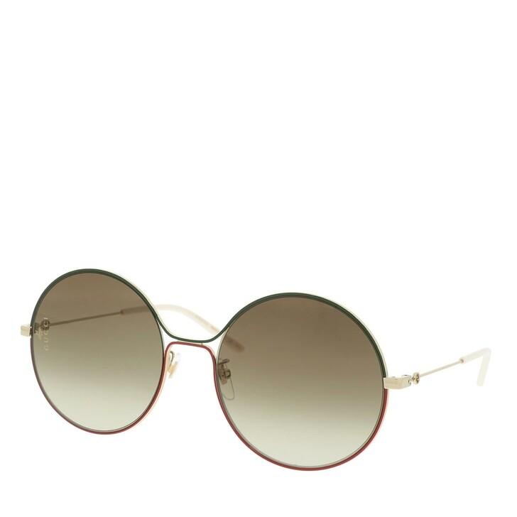 Sonnenbrille, Gucci, GG0395S 58 003