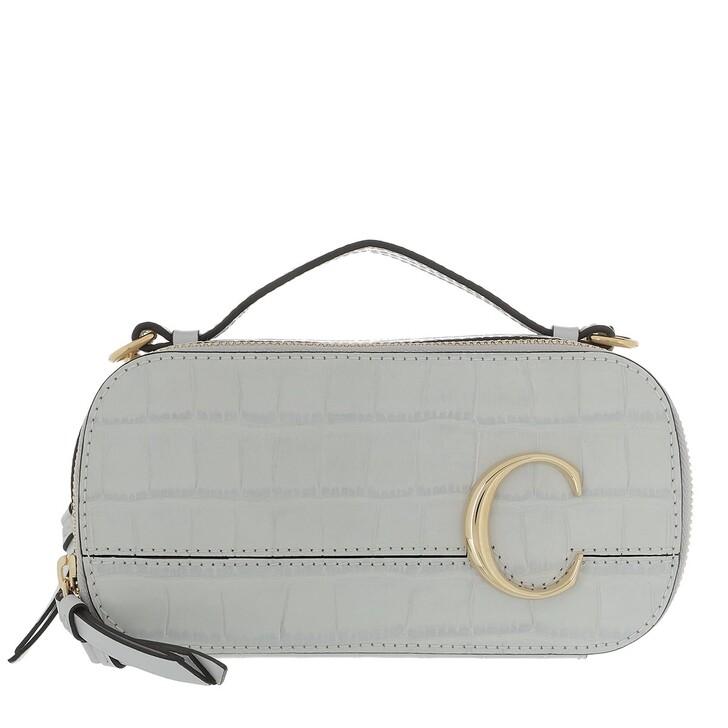 Handtasche, Chloé, Shoulder Bag Leather Light Cloud