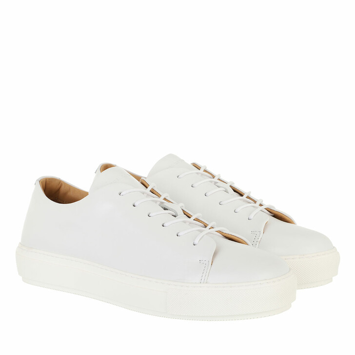 shoes, Tiger of Sweden, Catrilia Sneakers White