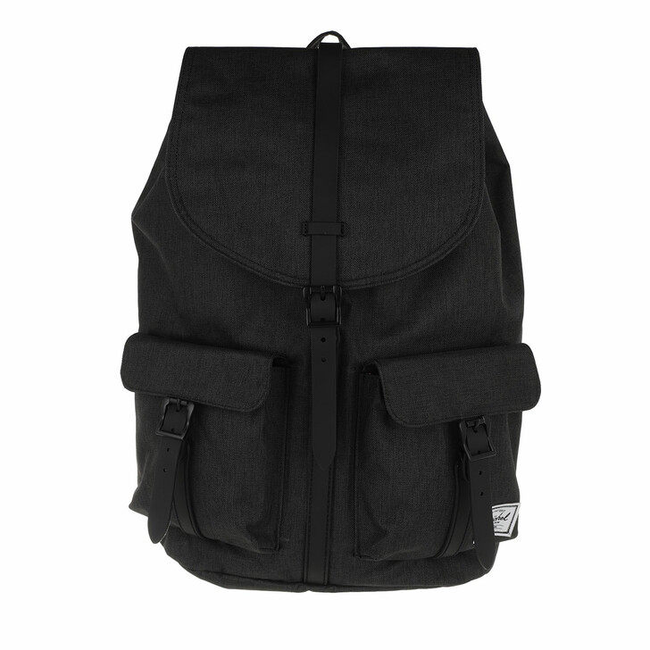 Reisetasche, Herschel, Dawson Backpacks Black