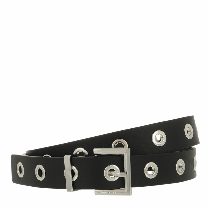 Gürtel, Boss, Taylor Belt 2,5 cm  Black