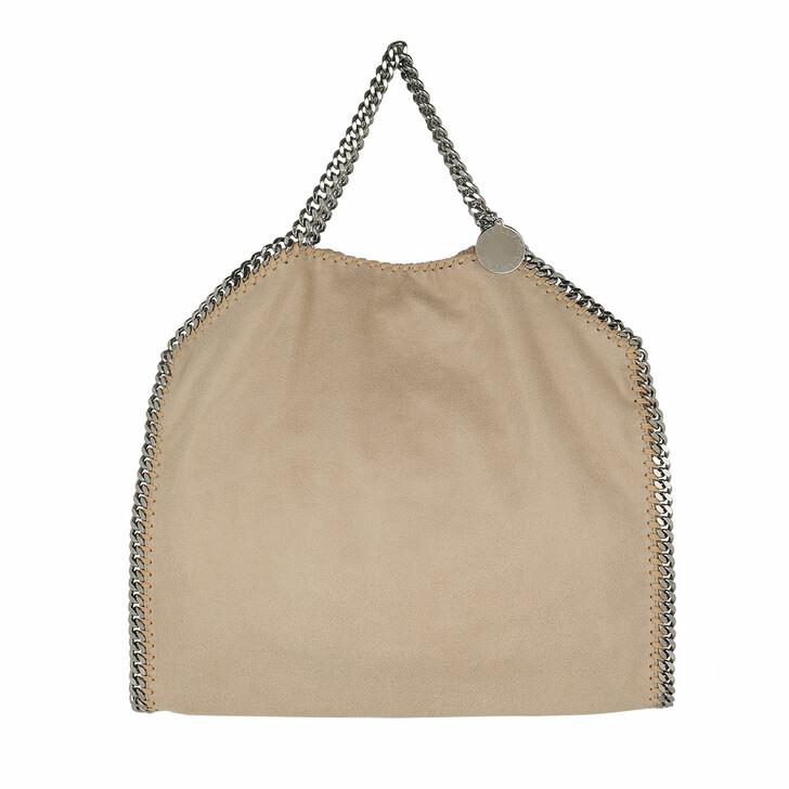 Handtasche, Stella McCartney, Falabella 3Chain Bag Clotted Cream