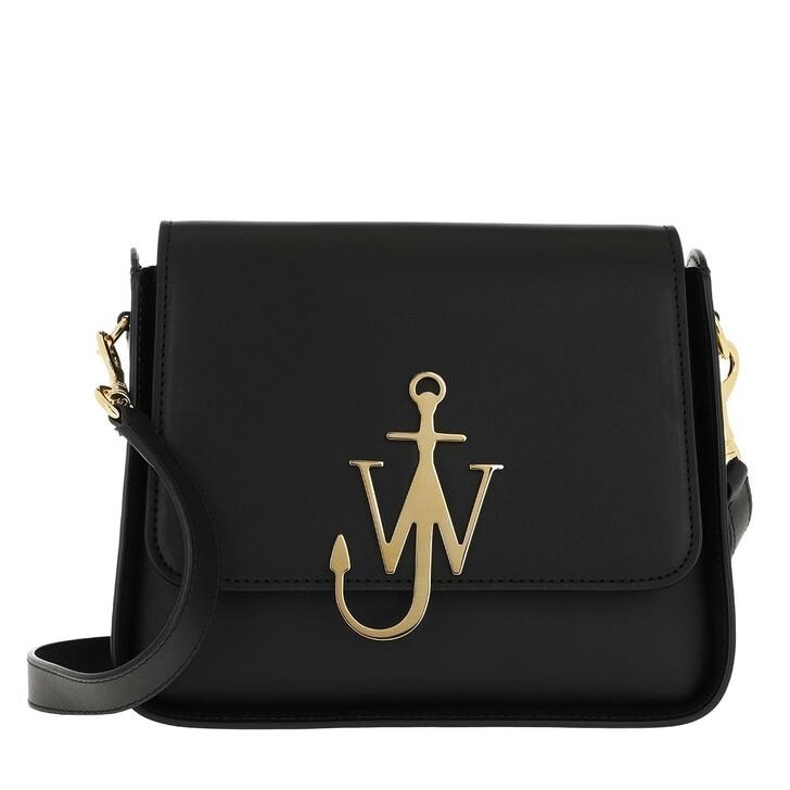 bags, J.W.Anderson, Anchor Box Bag Black