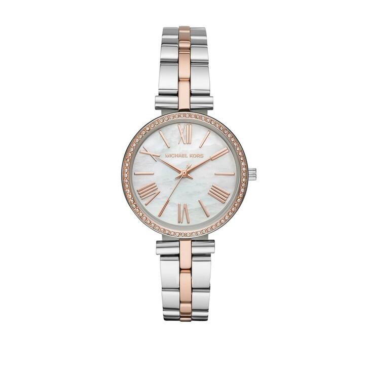 Uhr, Michael Kors, Maci Ladiesmetals Watch Silver