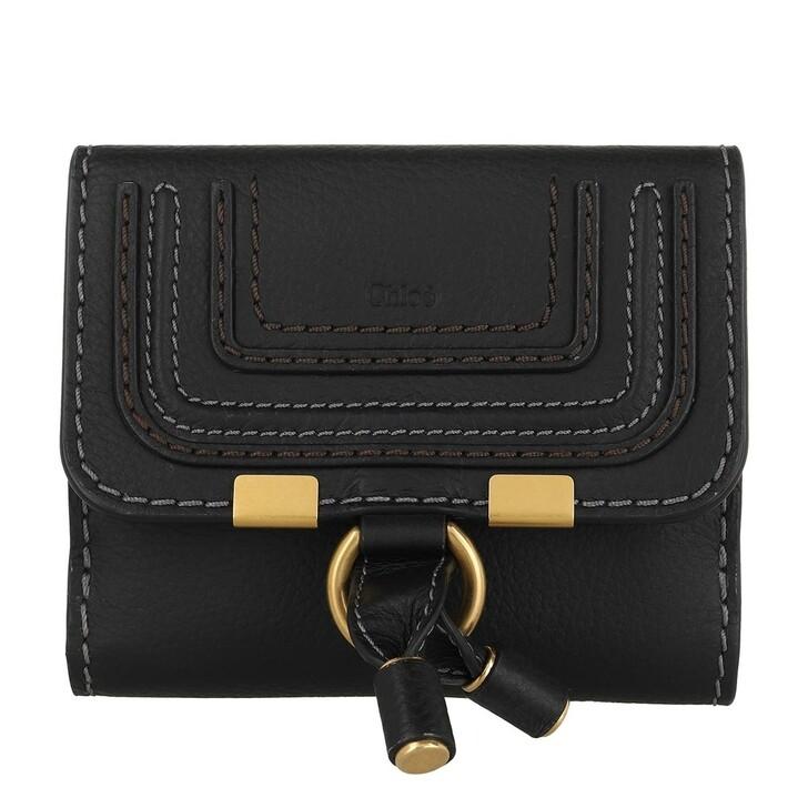 Handtasche, Chloé, Marcie Wallet Black