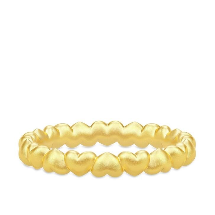 rings, Julie Sandlau, Love Ring Gold