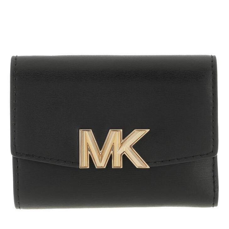 wallets, MICHAEL Michael Kors, Medium Billfold Black