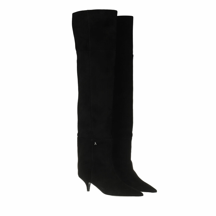 shoes, Patrizia Pepe, Stivali High Boots Nero