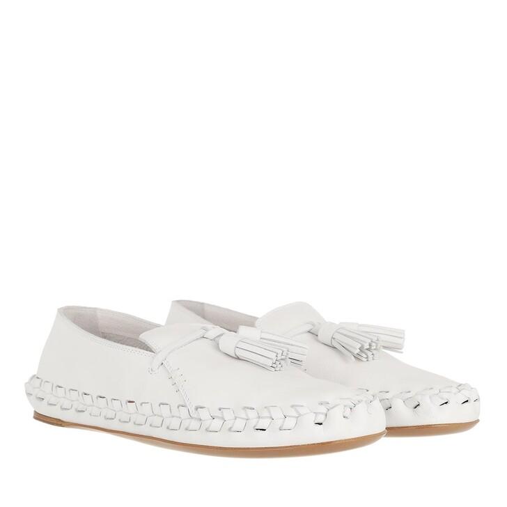 Schuh, Celine, Slipper White
