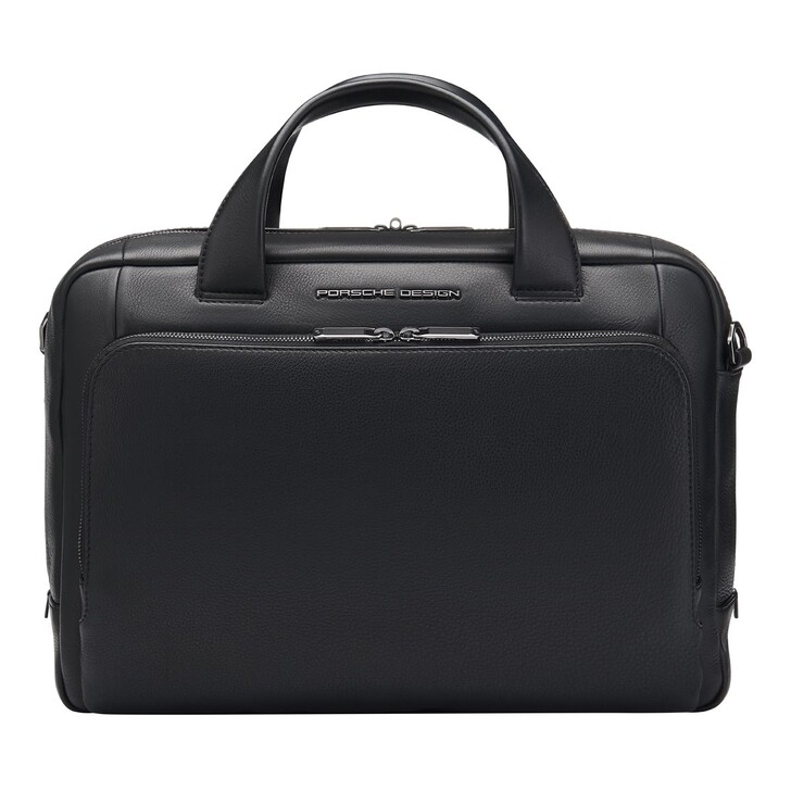 Reisetasche, Porsche Design, Roadster Small Work Bag Black
