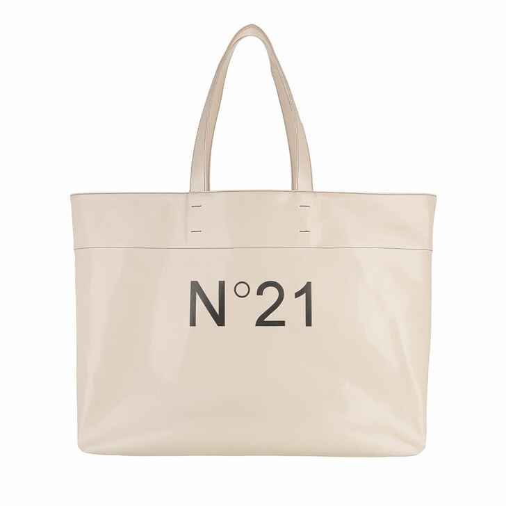 bags, N°21, Shopper Sacchetto Econappa Nude