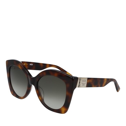 mcm -  Sonnenbrille - 683S - in braun - für Damen