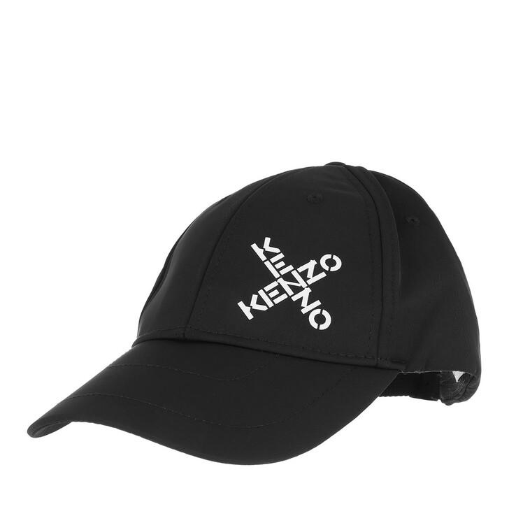 Mütze, Kenzo, Cap Black