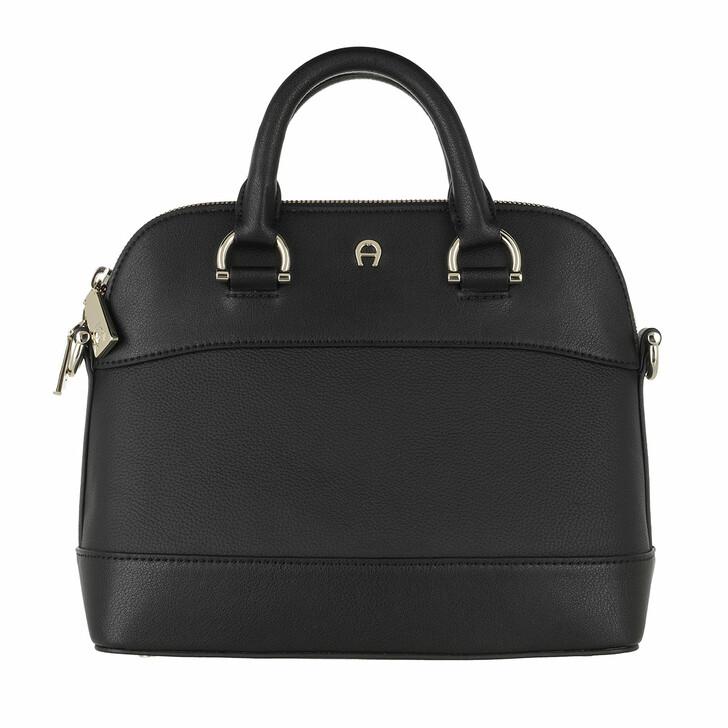 bags, AIGNER, ADRIA Handbag Black