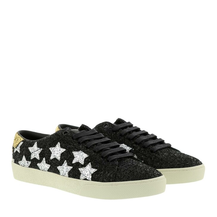Schuh, Saint Laurent, Low Sneaker Multi