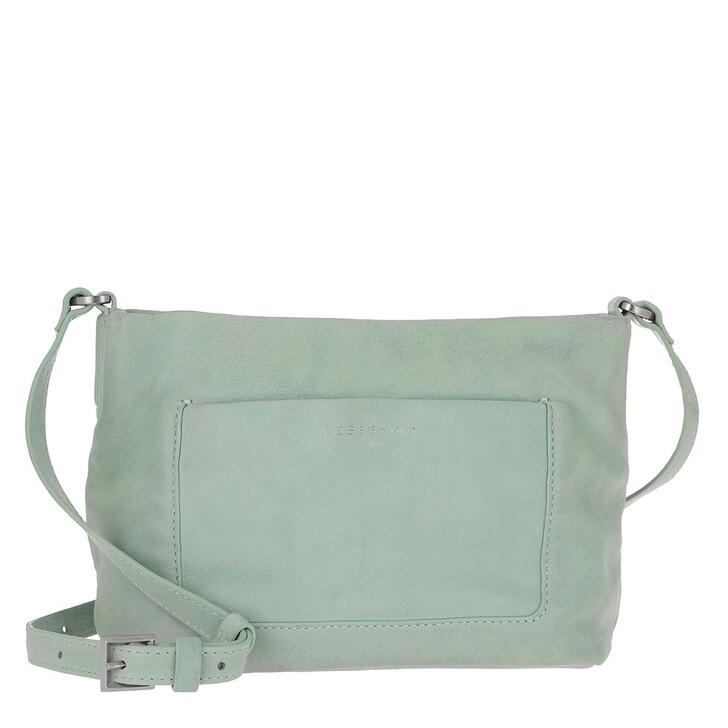 Handtasche, Liebeskind Berlin, Vegetable Vintage Crossbody Bag Light Blue Mist