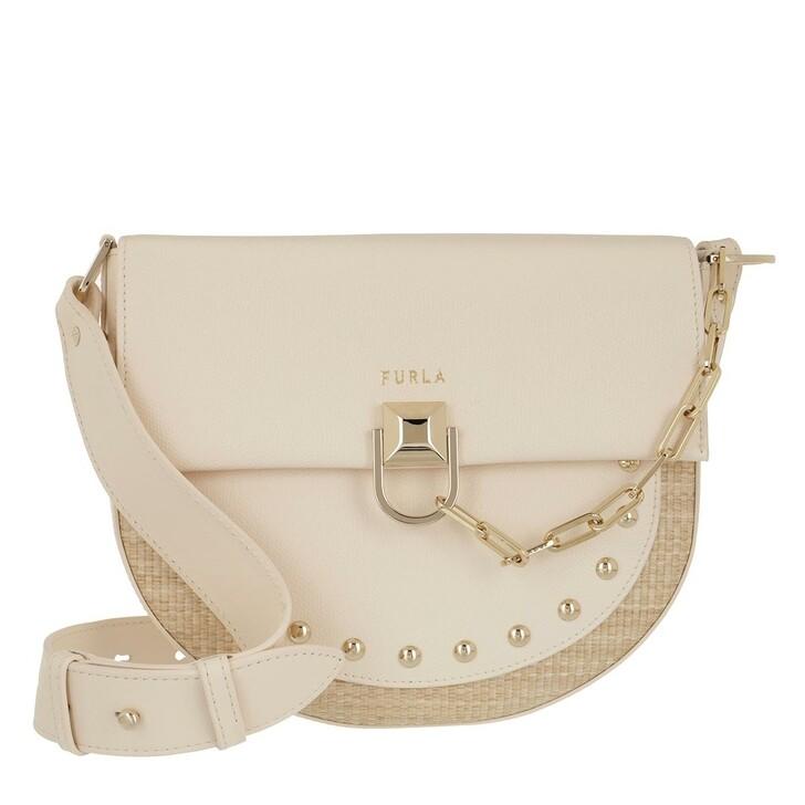 Handtasche, Furla, Furla Miss Mimi' S Crossbody Deserto+Pergamena