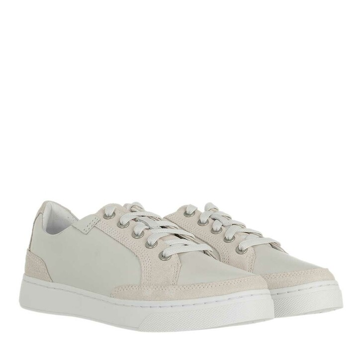 Schuh, Timberland, Atlanta Green Low Leather Lace Up Sneakers  Blanc de blanc