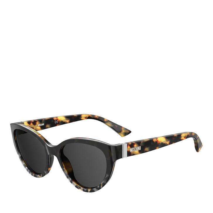 sunglasses, Moschino, Sunglasses Mos065/S Animalier Havana