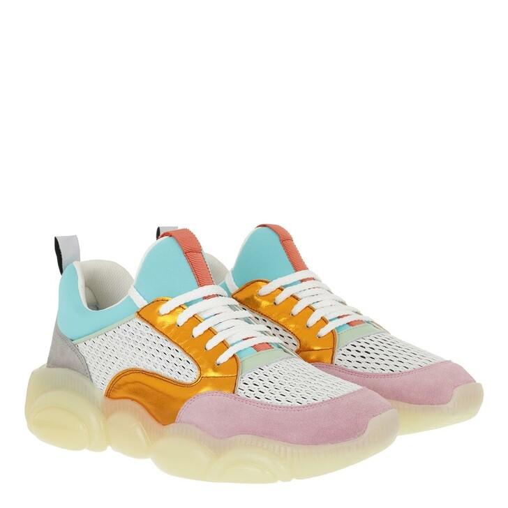 Schuh, Moschino, Sneaker Orso30 Mix Multicolor