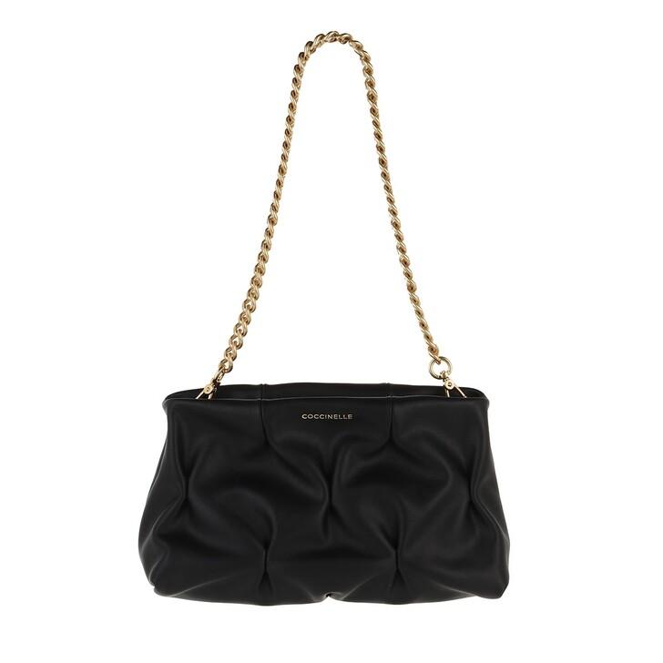 Handtasche, Coccinelle, Ophelie Goodie Bowling Bag Noir