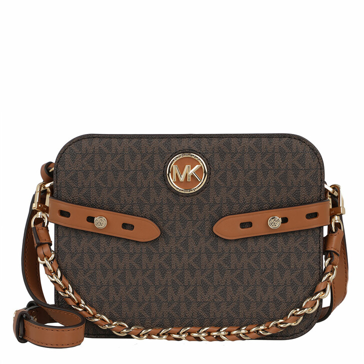 Handtasche, MICHAEL Michael Kors, Large Camera Xbody Brown/Acorn