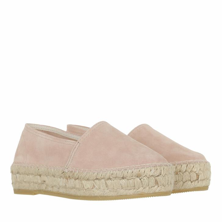 Schuh, Espadrij l'originale, CLASSIC VELOUR HIGH rosé