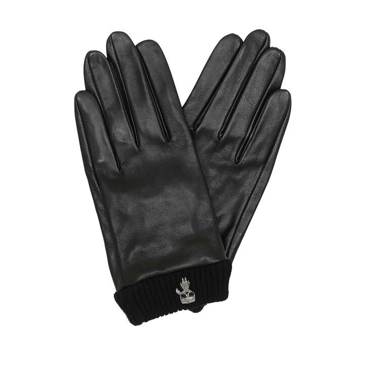 Handschuh, Karl Lagerfeld, K/Ikonik 3d Pin Glove Black
