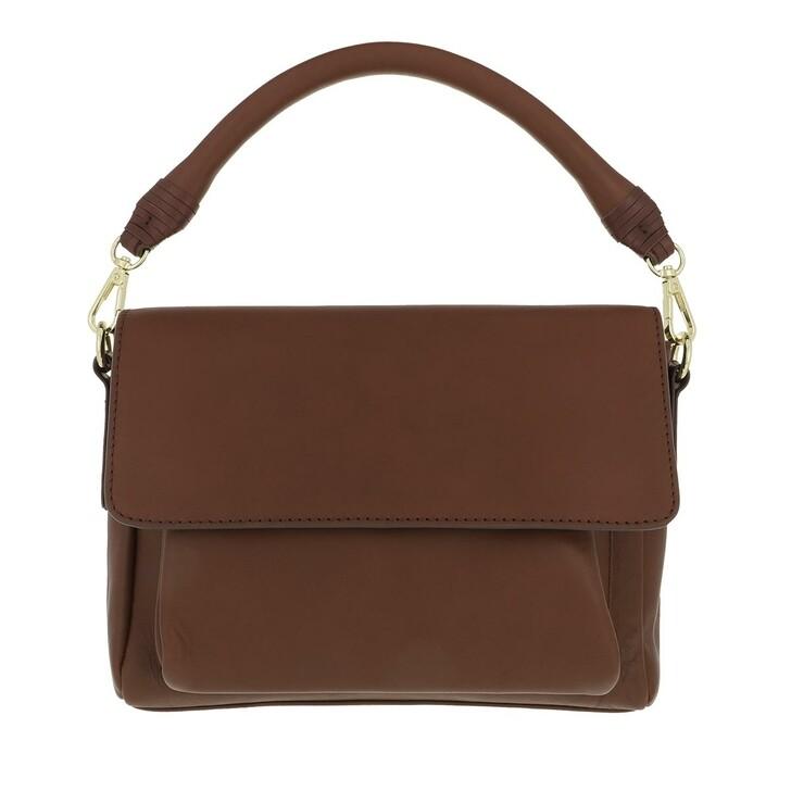 Handtasche, Becksöndergaard, Veg Rita Crossbody Bag Cinnamon