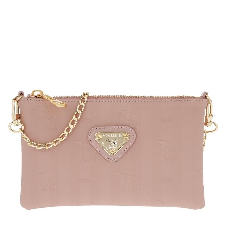 Handtasche, Maison Mollerus, Arvigo Belt Bag Rose/Gold