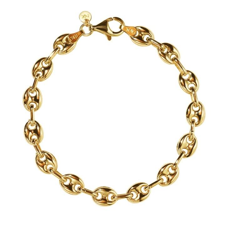 Armreif, Meadowlark, Lorna Chain Bracelet Gold