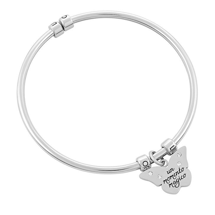 Armreif, LIU JO, LJ1511 Stainless steel Bracelet Silver