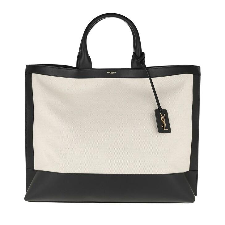 bags, Saint Laurent, Shoulder Bag Black/White