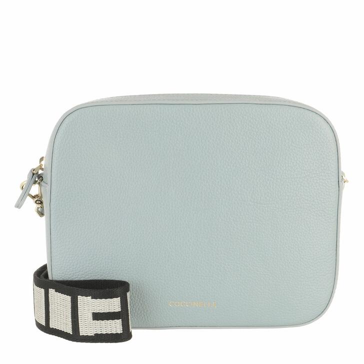 bags, Coccinelle, Mini Bag Bottalatino Leather  Cloud