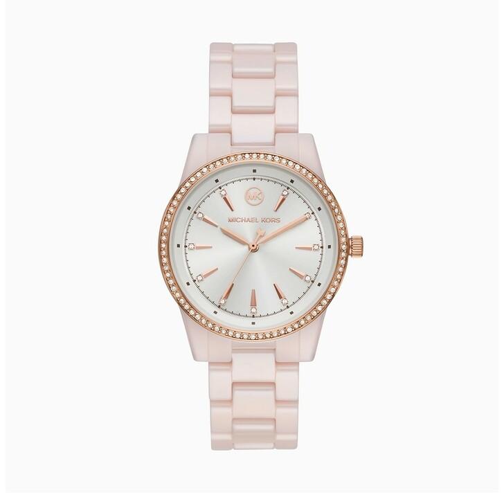 watches, Michael Kors, Ritz Watch Pink