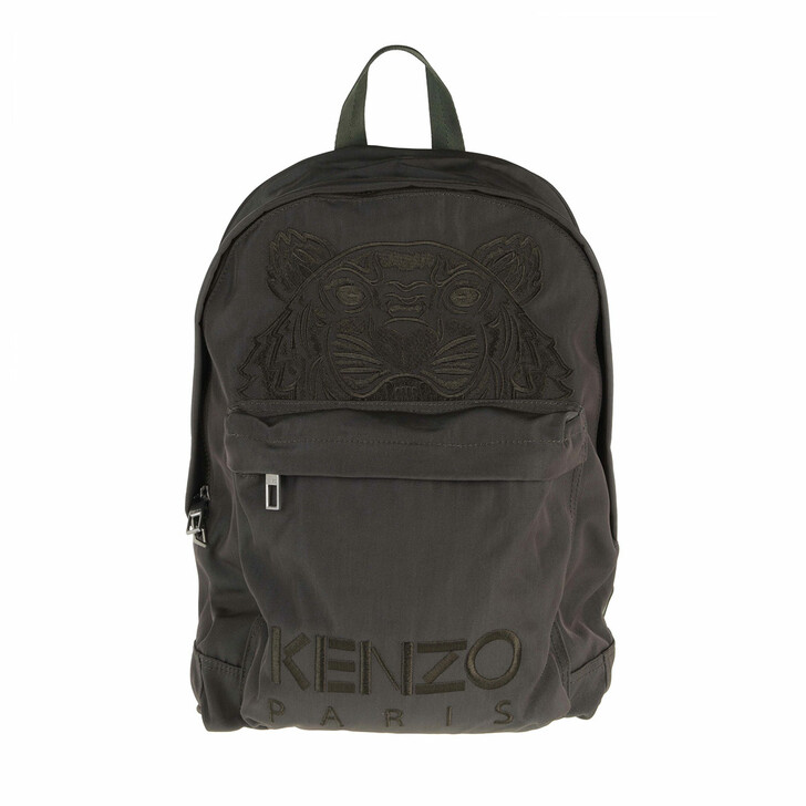 bags, Kenzo, Backpack Bronze