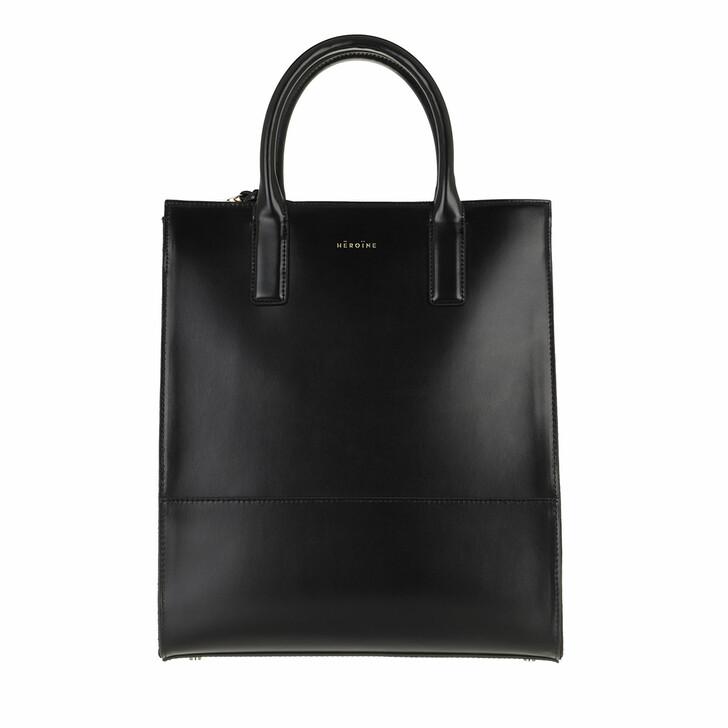 "Handtasche, Maison Hēroïne, Kira 13"" Shopping Bag Black"