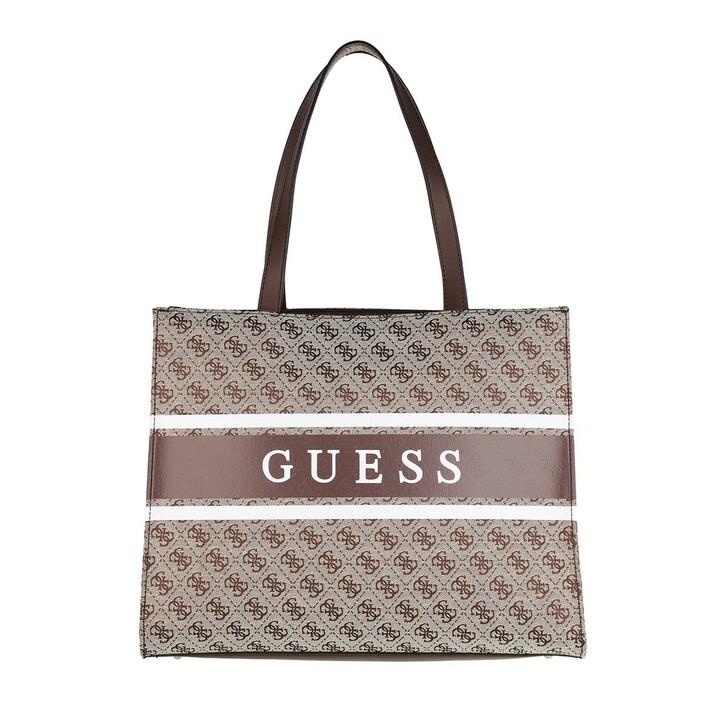 Handtasche, Guess, Monique Tote Brown