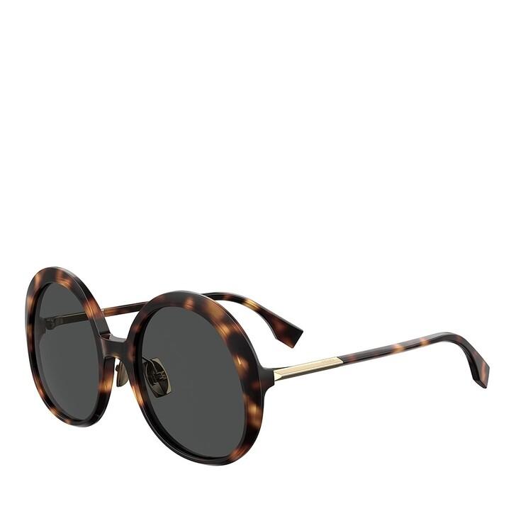 Sonnenbrille, Fendi, FF 0430/S HAVANA BROWN