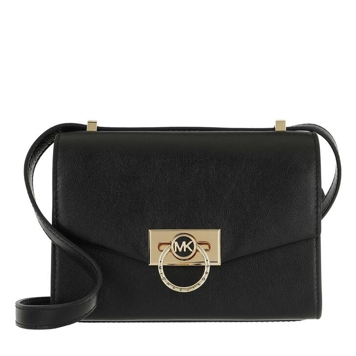 Handtasche, MICHAEL Michael Kors, Xs Conv Xbody Handbag  Leather Black