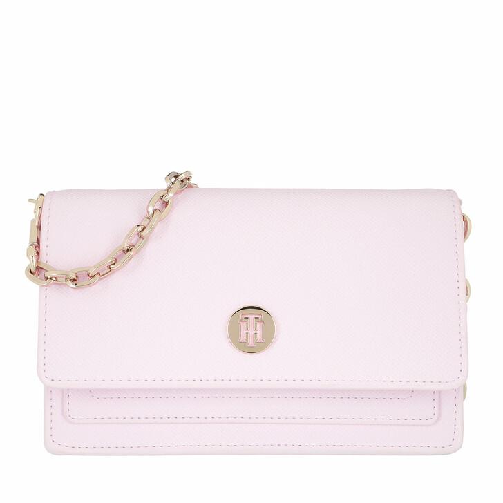 bags, Tommy Hilfiger, Honey Chain Crossbody Bag Light Pink