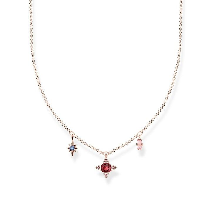 Kette, Thomas Sabo, Necklace Luck Rosegold