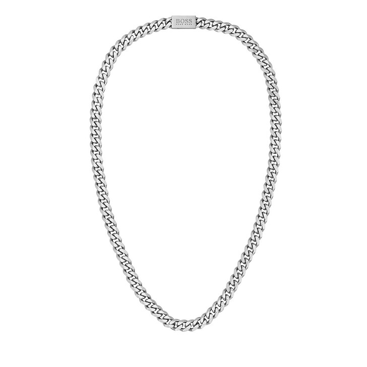 Kette, Boss, Necklace Silver